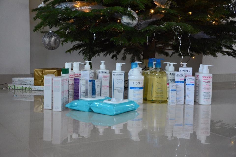 Vánoční balíčky a plnění vánočních přání – prosinec 2016