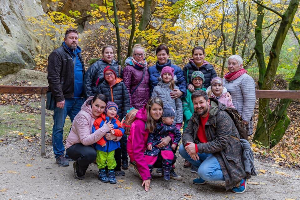 3. ozdravný pobyt Mušov – Podzim 2019