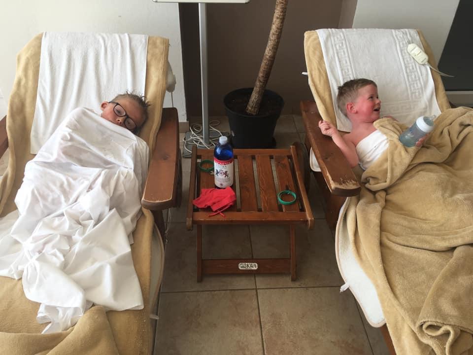 2. ozdravný pobyt Mušov – Jaro 2019
